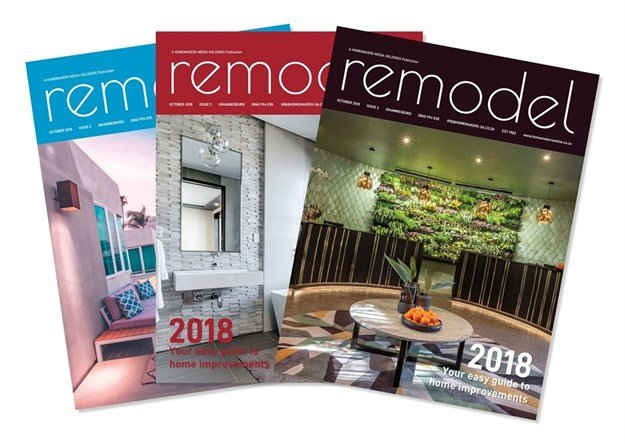 The plush annual Remodel magazine hits the streets in November