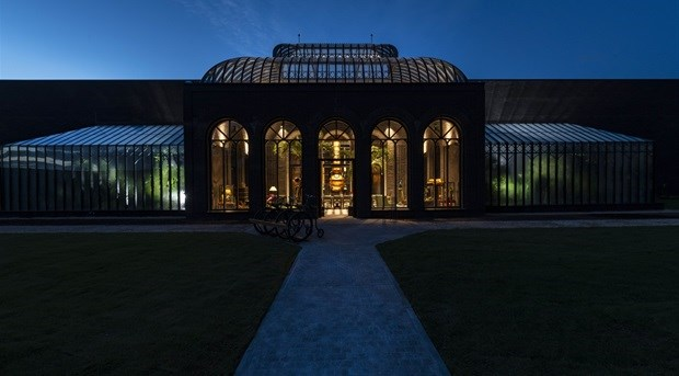 $17m Hendrick's Gin Palace unveiled in Scotland