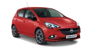 The revamped Opel Corsa Sport is bound to astound