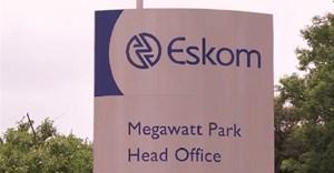Eskom executive placed on suspension