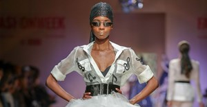 Orapeleng Modutle chats Joburg Fashion Week and Forbes 30