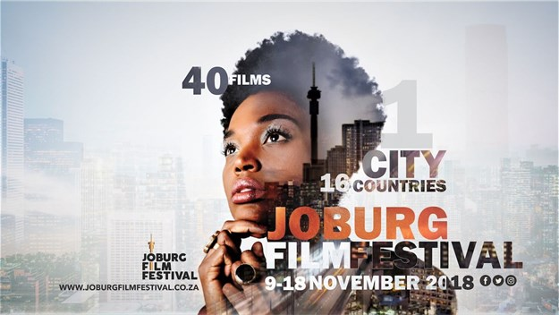 Joburg Film Festival to screen more than 40 films