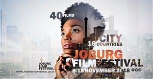 Joburg Film Festival to screen more than 40 films