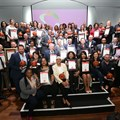 The 29 industry winners of the 2018 Ask Afrika Orange Index. Image supplied.