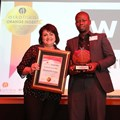 Overall winner of the 2018 Ask Afrika Orange Index is Woolworths Food. Image supplied.