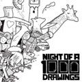 Night of 1000Drawings 2018 at the Vega Durban Campus
