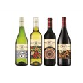 Checkers collaborates with SA artists for limited edition Odd Bins wines
