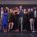 Coca-Cola and Playmakers win Roger Garlick Award at the 2018 AMASA Awards