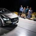 Jaguar develops Audible Vehicle Alert System for I-Pace