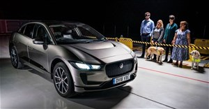 Jaguar develops Audible Vehicle Alert System for I-Pace