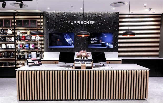 Yuppiechef's foray into physical retail continues with flagship V&A opening