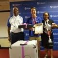 Winners of the Free State Mathematics Festival