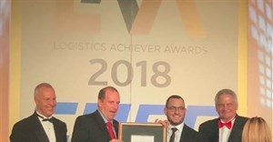 Trackmatic wins Gold at Logistics Achiever Awards