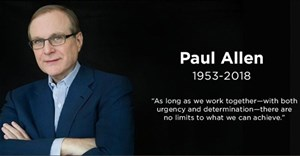 Microsoft co-founder, Paul Allen dies at 65