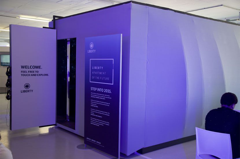 Apartment of the Future disrupts at SingularityU South Africa Summit