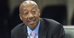 Suspended Sars commissioner, Tom Moyane