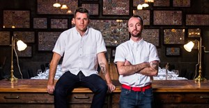 Chef Wesley Randles & Manager Simon Widdison