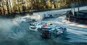 Top Ten of World Rallycross in SA in November