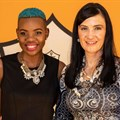 Melody Xaba and Dr Judey Pretorius were announced as winners. © .