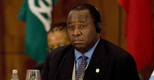 Finance Minister Tito Mboweni. Photo: Sebastiao Moreira