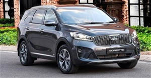 Kia Motors introduces enhanced Sorento SUV
