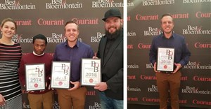 OFM claims three category wins in Best of Bloem Awards