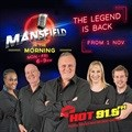 Jeremy Mansfield returns to radio with Mansfield in the Morning