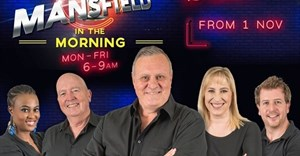 Jeremy Mansfield returns to radio with 'Mansfield in the Morning'