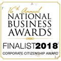 Omni HR Consulting announced as a 2018 National Business Awards finalist