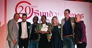 2018 Robyn Putter winners, Ogilvy SA. Image: © Ogilvy CT on