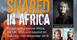 Global radio broadcast to fight poaching in Africa