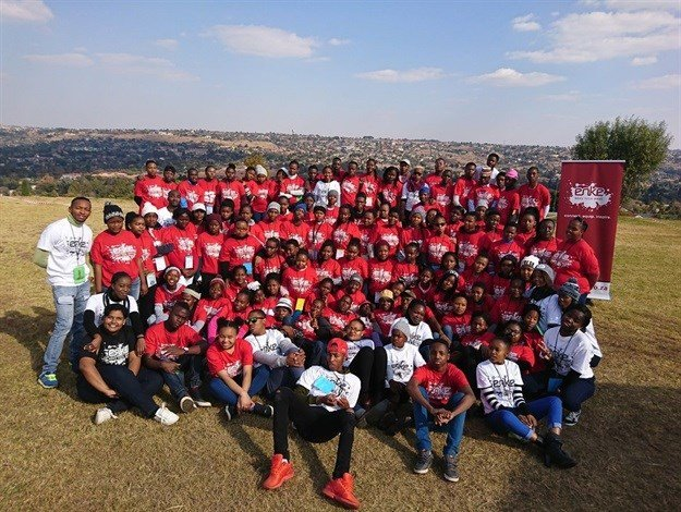 #5ForChange: Connecting, equipping, inspiring - enke helps SA's youth make their mark