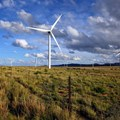 Wind turbines used to generate electricity on a wind farm in South Africa. Shutterstock