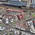 """Salt River market along Voortrekker Road is located on two MyCiTi bus routes and alongside Salt River Rail Station, a site that councillor Brett Herron has said """"is the perfect location for a higher density mixed use, mixed-income development in the inner city"""". Photo: 2018 Google map / 2018 AfriGis (Pty) Ltd"""