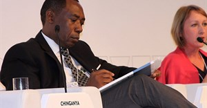 Economic Commission for Africa's Oliver Chinganya.