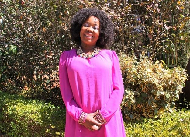 Gugu Ndebele, CEO of Save the Children SA