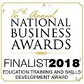 National Business Awards announced Omni HR Consulting as Education, Training and Skills Development finalist for 2018