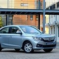 The all-new Honda Amaze is a standout