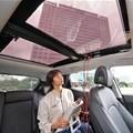Kia reveals solar charging system technology