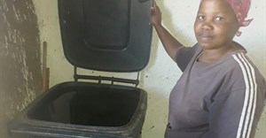 Taps often run dry in Eastern Cape village
