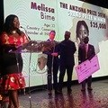 Women entrepreneurs win at 2018 Anzisha Prize Awards