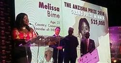 Women entrepreneurs win at 2018 Anzisha Prize Awards