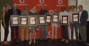 OFM journalists win at Vodacom regional awards