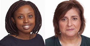Muthoki Mumo and Angela Quintal, Committee to Protect Journalists' Africa team.