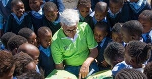 Mercedes-Benz SA rallies for education and literacy