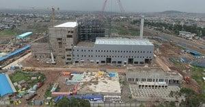 Reppie thermal plant. Photo: Cambridge Industries