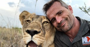Kevin Richardson of the Kevin Richardson Foundation. Image supplied.