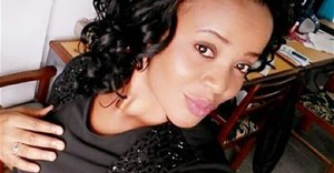 Mimi Mefo, television journalist and blogger, Cameroon.
