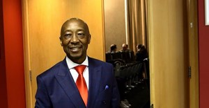 Tom Moyane has been fired as South Africa's tax boss on the recommendation of a commission of inquiry. Sunday Times/Masi Losi