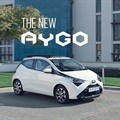 Toyota adds TV to Aygo mix